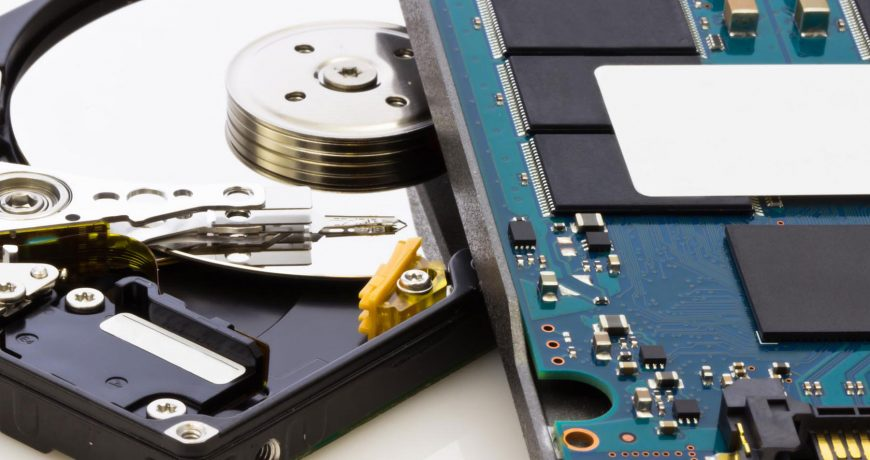 Αναβάθμιση υπολογιστή ; SSD